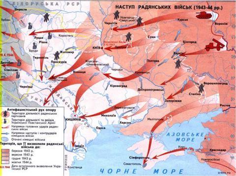 День визволення України від фашистських загарбників: Що для нас означає ця дата