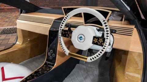 У Японії створили автомобіль з деревини