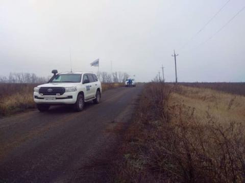 Україна готова до розведення біля Богданівки і Петрівського - штаб
