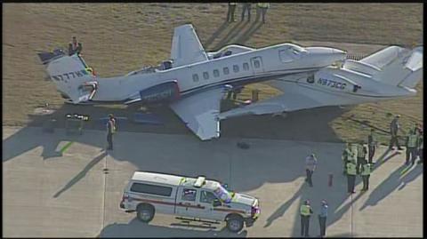У США зіткнулися два літаки
