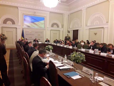 Комітет з питань аграрної та земельної політики рекомендує Верховній Раді прийняти за основу та в цілому законопроект щодо ввезення пестицидів на митну територію