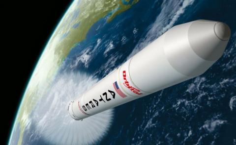 «Антарес» – українсько-американський носій відправився до МКС