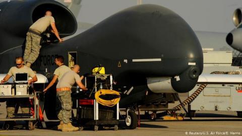 НАТО озброїлось новітнім розвідувальним безпілотником