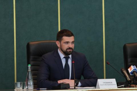 Сергій Трофімов представив новопризначеного голову Хмельницької облдержадміністрації Дмитра Габінета