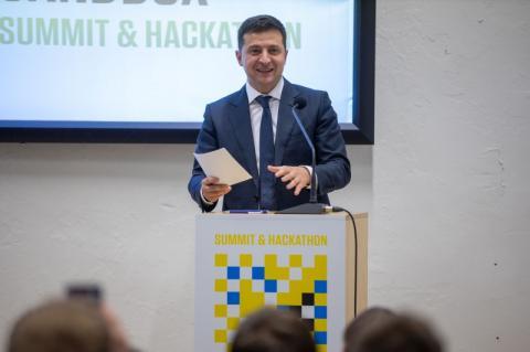 Володимир Зеленський: Наша глобальна мета – побудувати країну з добре розвинутою цифровою економікою
