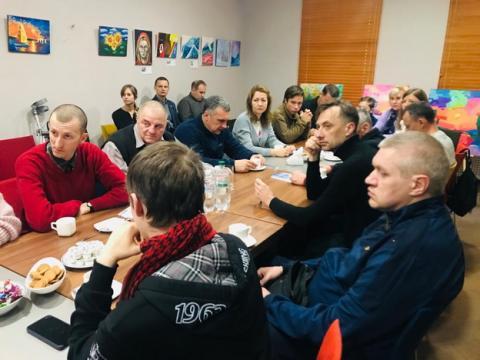 Латвія прийняла на реабілітацію та відпочинок 11 колишніх в'язнів Кремля
