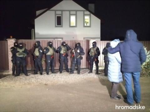У Юлії Кузьменко, підозрюваної у справі Шеремета, завершили обшуки