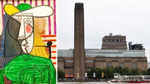 У лондонському музеї атаковано картину Пікассо