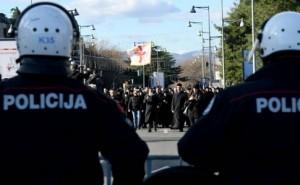 Чорногорія викликала посла Сербії через напад на посольство у Белграді