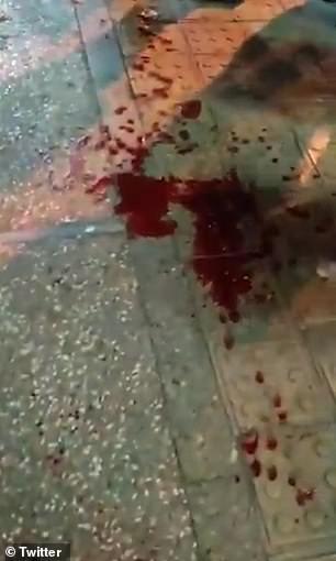 Силовики розганяють протести в Ірані