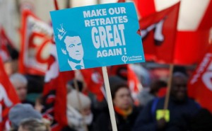 Французькі профспілки блокують порти: виробництво електроенергії впало на 9%
