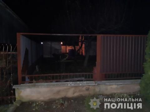 У новорічну ніч у Мукачеві стріляли з гранатомета