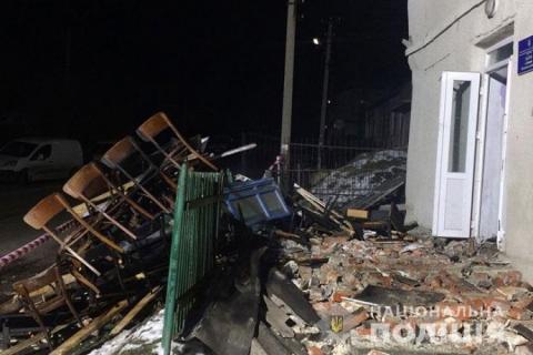 8 дітей постраждали від вибуху в клубі на Тернопільщині – поліція