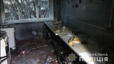 У гуртожитку Одеси підірвали гранату: троє поранених