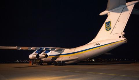 До Тегерана вирушив борт з українськими фахівцями для з'ясування обставин катастрофи літака МАУ та ідентифікації тіл загиблих