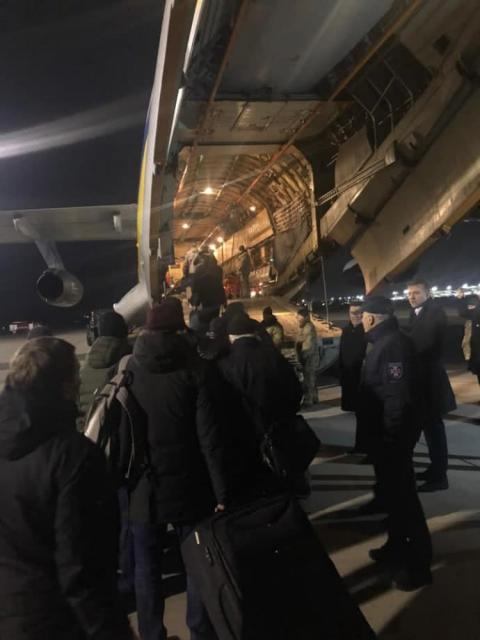 Літак із українцями вирушив до Ірану для розслідування авіакатастрофи