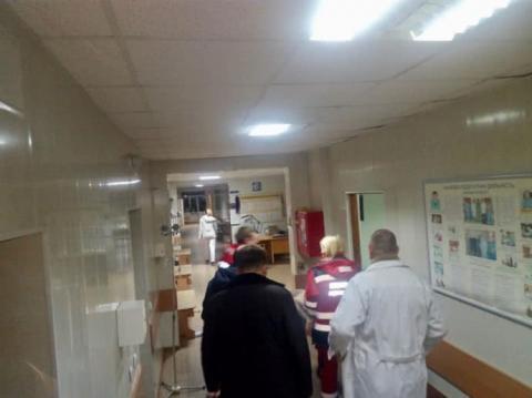 До київського госпіталю доставили 9 поранених