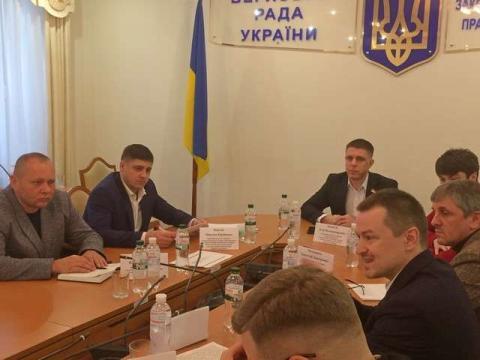 У Комітеті з питань національної безпеки, оборони та розвідки відбулося засідання Робочої групи з питань соціально-правового захисту військовослужбовців та членів їх сімей