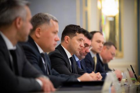 Президент України – Спецпредставнику Ірану про розслідування авіакатастрофи літака МАУ: Ми маємо забезпечити справедливість