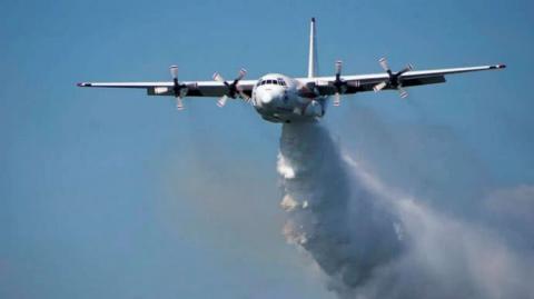 В Австралії впав протипожежний літак, загинуло троє американців