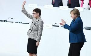 У Німеччині назвали претендента на пост лідера партії Меркель