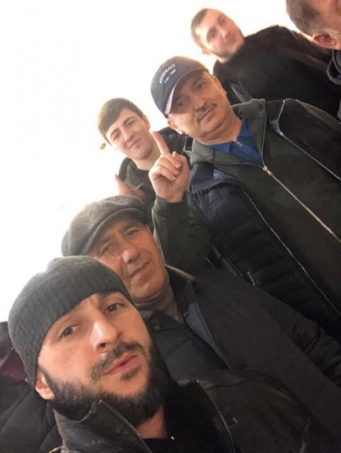 З-під варти в Москві випустили помічника Кадирова, якого в РФ передала СБУ