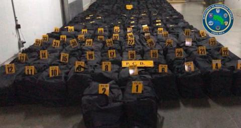 До Роттердама планували відправити 5 тонн кокаїну