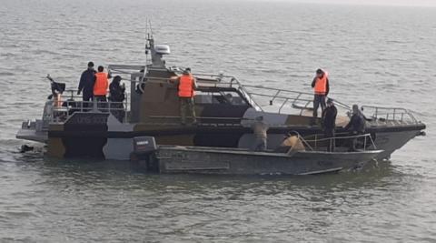 Рибалок, яких затримували росіяни, покарали – ДПСУ