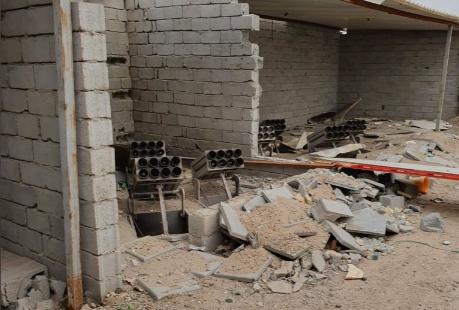 Обстріл в Іраку: поранені троє військових очолюваної США коаліції