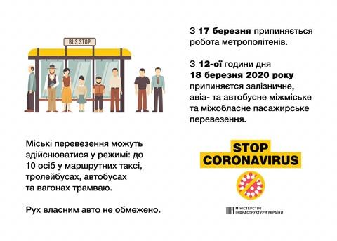 З 17 березня зупиняється робота метро у містах, - Владислав Криклій