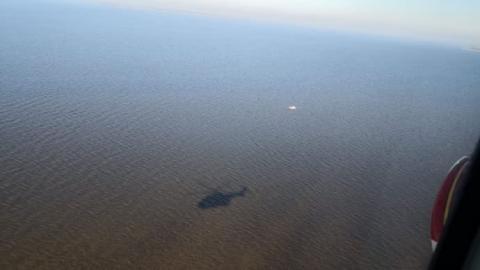 На Київському морі знайшли тіло одного з двох рибалок, яких шукали кілька днів