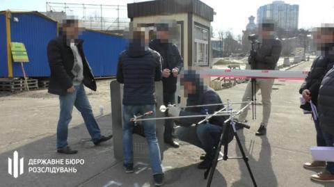 """""""Справи Майдану"""": ДБР провело слідчий експеримент щодо розстрілів на Інститутській"""