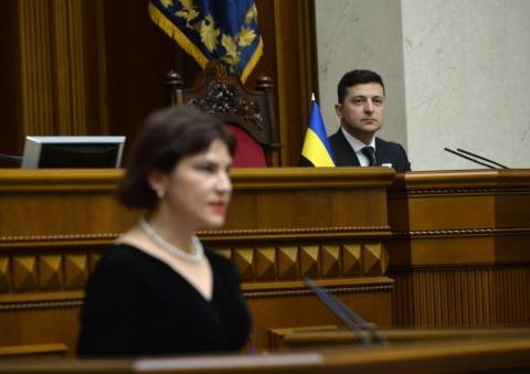Верховна Рада підтримала призначення Президентом Ірини Венедіктової на посаду Генерального прокурора