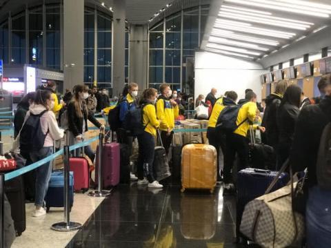 Зі Стамбула до Києва евакуювали 430 українців