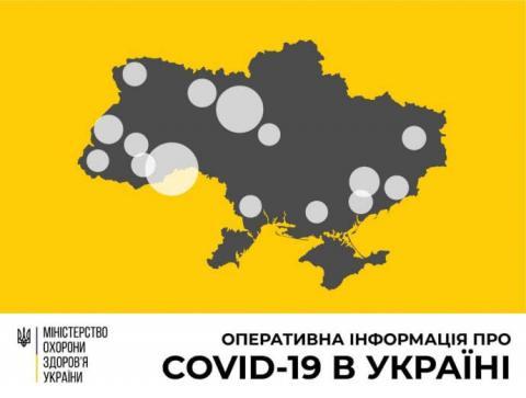 Кількість заражень коронавірусом в Україні перевалила за 300