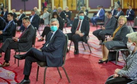 Землетрус пошкодив будівлю парламенту Хорватії: депутати засідають у готелі