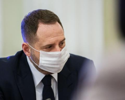 В Україні має бути сформований тримісячний запас засобів для боротьби з COVID-19 – нарада за участі керівника Офісу Президента щодо медичних закупівель