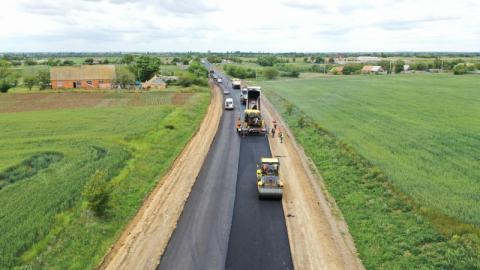 Дорога до моря: незабаром відкриють відремонтовані автошляхи до курортів на Чорноморському та Азовському узбережжях