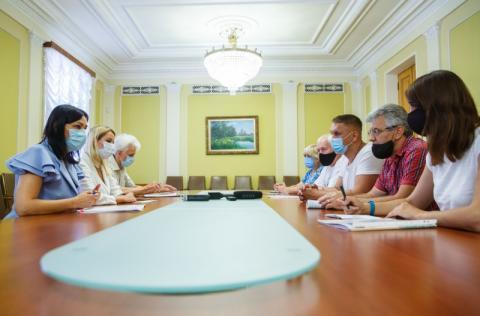 Юлія Ковалів: Позиція Президента – не допускати заборгованості із зарплат шахтарям у майбутньому