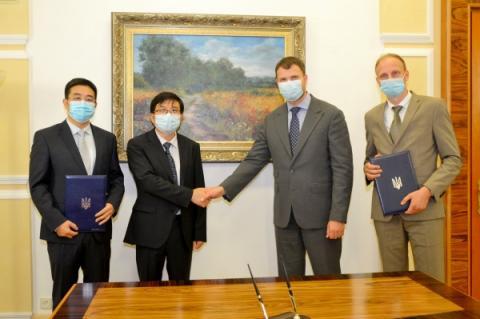 Україна та КНР співпрацюватимуть для розвитку інфраструктури внутрішнього водного сполучення , - Владислав Криклій