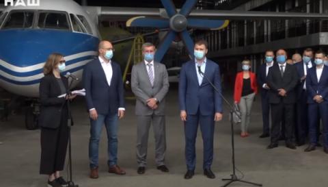 Визначаємо шляхи залучення українських авіаційних підприємств до створення флоту національного авіаперевізника, - Владислав Криклій