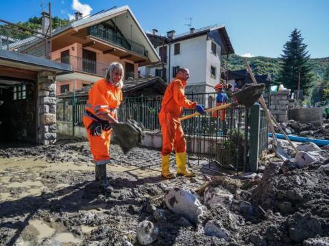 Негода в Італії: стало відомо про ще чотирьох загиблих