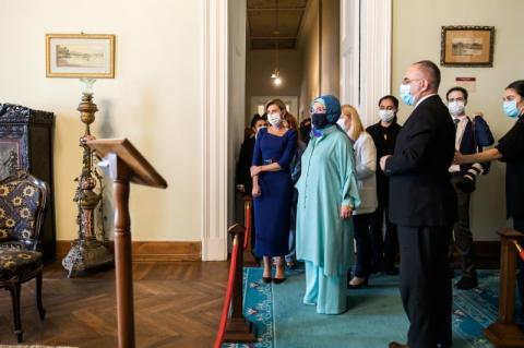 У межах проекту Олени Зеленської україномовні аудіогіди впроваджено одразу в трьох музеях Туреччини