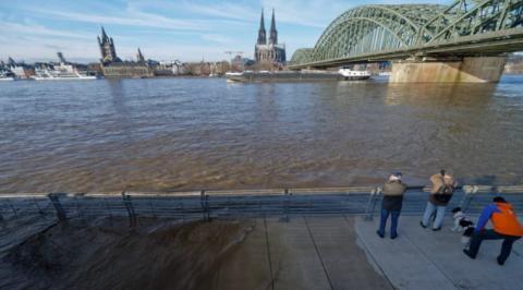 Кілька регіонів Німеччини потерпають від повеней