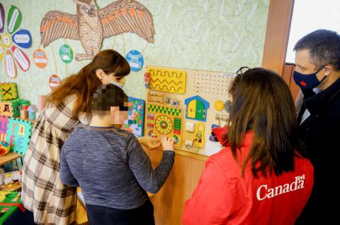 Уповноважений з прав дитини ознайомився з результатами впровадження реформи деінституціалізації на Житомирщині