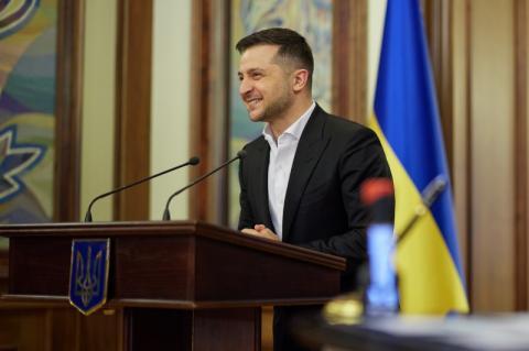 Глава держави нагородив українських полярників з нагоди 25-річчя антарктичної станції «Академік Вернадський»