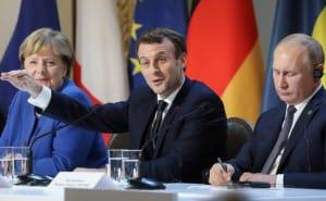 Єрмак: Україна не погоджується на нові пропозиції Козака по Донбасу