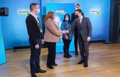 Перші родини придбали житло за програмою «Доступна іпотека 7%», яку ініціював Президент України