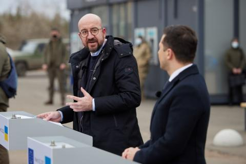 Володимир Зеленський: Європейські партнери підтримують Україну у проведенні судової реформи та вдосконаленні судової системи