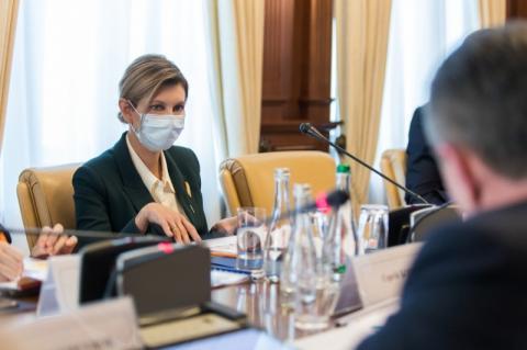 До ініціативи Олени Зеленської «Без бар'єрів» долучилися нові регіони